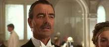 Джон Джейкоб Астор (John Jacob Astor) — Эрик Брэден (Eric Braeden)